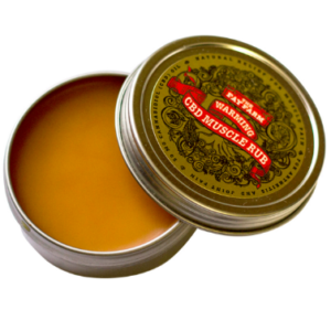 cbd hemp oil balm
